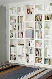 Ikea Billy Bookcase From A Single Bookcase To A Wall To Wall Library The Ikea Billy