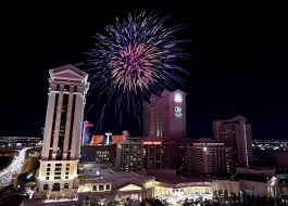 caesars palace takes to the skies for ultimate independence day