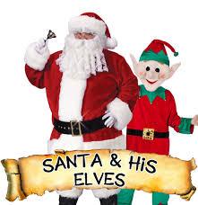 deluxe plush santa costumes for professional santa grotto