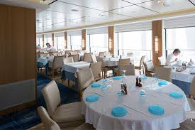 Main Dining Room 5 Best Cruise Ship Main Dining Rooms Cruise Critic