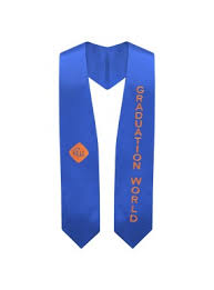 customized graduation stoles custom graduation stoles gowns diplomas hoods