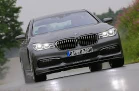 bmw fastest production car bmw claims 205mph alpina b7 is s fastest four door