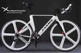 Excepcional pintado bicicleta carretera, montaña, triatlón y clásica  &AX59