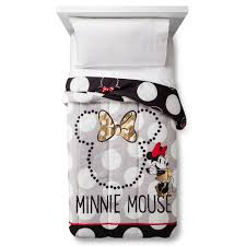 Mickey And Minnie Bed Set by Minnie Mouse Rock The Dots At Target Running On Disney
