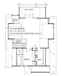 cottage style house plan 2 beds 2 00 baths 1904 sq ft plan 118 112
