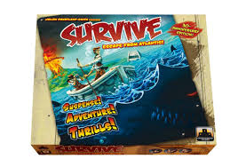 amazon com survive escape from atlantis 30th anniversary edition