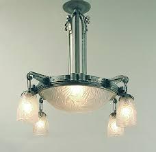 Art Nouveau Chandelier Art Deco And Art Nouveau Chandeliers For Sale
