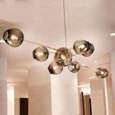 Modern Pendant Light Fixtures Discount Modern Pendant Lights Bubble Molecular Glass Ball Pendant
