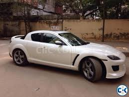 new cars for sale mazda mazda rx8 with sun roof used sports car for sale clickbd