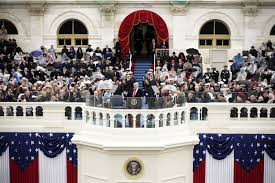 What Did The First American Flag Look Like President Trump U0027s Inauguration Speech Annotated