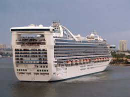 caribbean princess cruise law news