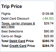 carry on fee how and why i just booked myself an allegiant air flight milevalue