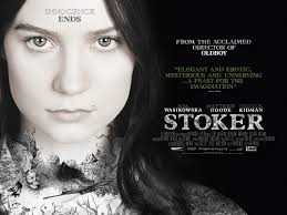 the drew reviews movie review stoker would make sir alfred