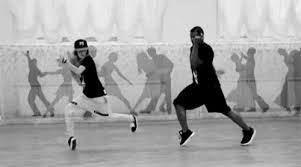 hiphop dance music