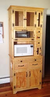 microwave cabinets with hutch rustic microwave stand by richardchaos lumberjocks com
