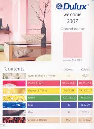 daine auman u0027s blog dulux color chart