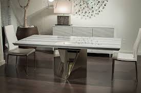 marble base table l 4116 l freedom steel asm stripe marble thingz contemporary living