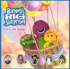 Barney Goes To Videos Vidoemo by Images Barney Lets Go Live On Stage