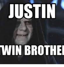 Emperor Palpatine Meme - justin win brothei do it emperor palpatine meme on me me