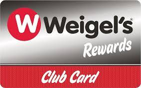 rewards weigel s