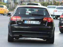 ej audi 55 ej 178 photos audi a3 sportback turkey