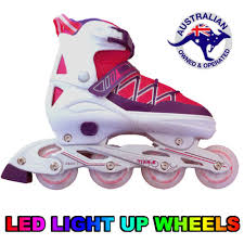 light up inline skates kids inline skates children skatepro