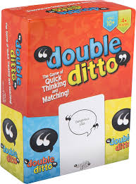 amazon com inspiration play double ditto family party board game