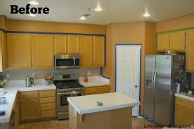 Do It Yourself Kitchen Cabinet Refacing How To Refinish Your Kitchen Cabinets Latina Mama Rama