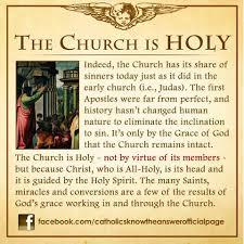 one holy catholic apostolic the four marks of the church