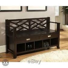 Storage Bench With Drawers Bench With Shoe Storage Benches For Bedroom Living Room Drawers Wood