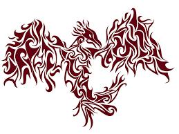 tribal salmon tattoo pictures to pin on pinterest tattooskid