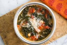 Italian Soup by Kale Sausage Soup With Tomatoes And Chickpeas Recipe