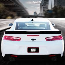 camaro rear spoiler chevy camaro 2016 2017 rear wing spoiler urethane 3