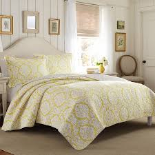 laura ashley julia lemon quilt set future house ideas