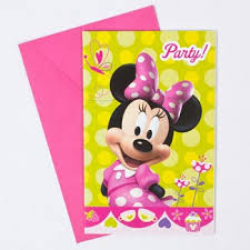 minnie mouse party supplies cardfactory co uk