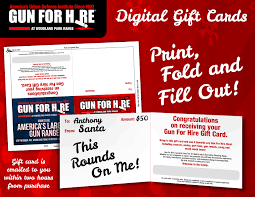 digital gift card digital santa and crew foldable gift card receive digital gift