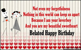belated birthday wishes for girlfriend u2013 wishesmessages com