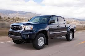 toyota truck dealers 2012 toyota tacoma overview cars com