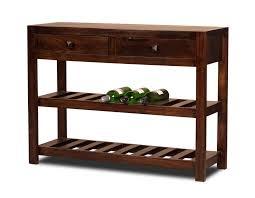 wine tables and racks hall table with wine rack home furniture design kitchenagenda com