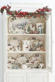 The White China Barn Best 25 Christmas Dinnerware Ideas On Pinterest Christmas China