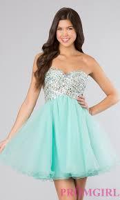 prom short dress dress fa