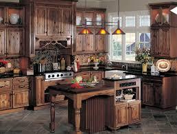 rustic kitchen cabinets hac0 com