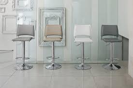 siege reglable en hauteur chaise de bar réglable en hauteur cuisine en image