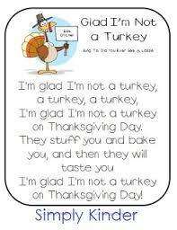 simply kinder thanksgiving poem freebies classroom