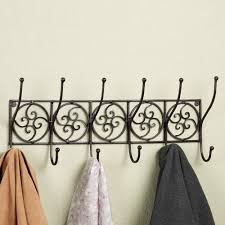 simple design chic decorative wall hooks hanging decorative wall