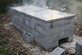 concrete block building plans fire pits design marvelous mg cinder block fire pit plans