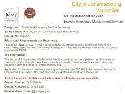 Firefighter Job Description For Resume by Nana Radebe Radebe Nana Twitter