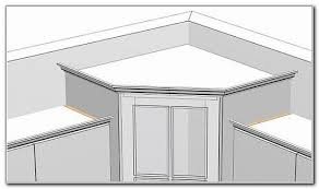 Corner Kitchen Cabinet Sizes Kitchen Upper Corner Cabinet Cabinet Home Decorating Ideas
