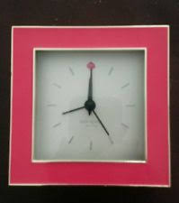 kate spade desk clock black silver kate spade cross pointe alarm desk travel lenox clock