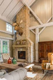 Rustic Livingroom Fireplace Rustic Living Room Design With Fireplace Xtrordinair